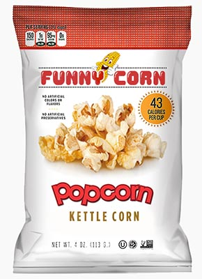 FREE Funny Corn Popcorn...